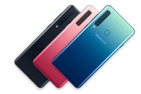 Первый в мире смартфон с четверной камерой Samsung Galaxy A9 (2018) представлен официально