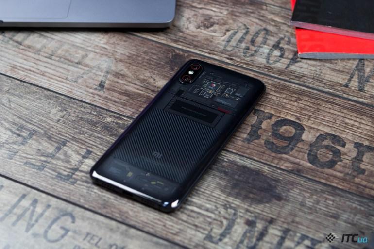 Распаковываем Xiaomi Mi 8 Explorer Edition