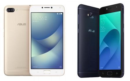 ASUS обновила ZenFone 4 Max (ZC554KL) и ZenFone Live (ZB553KL) до Android 8.1