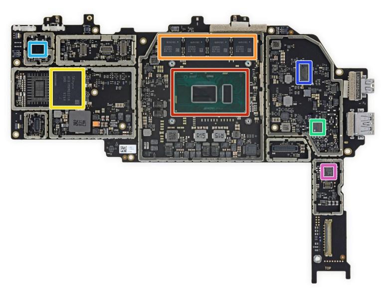 iFixit: планшет Microsoft Surface Pro 6 полностью непригоден для ремонта