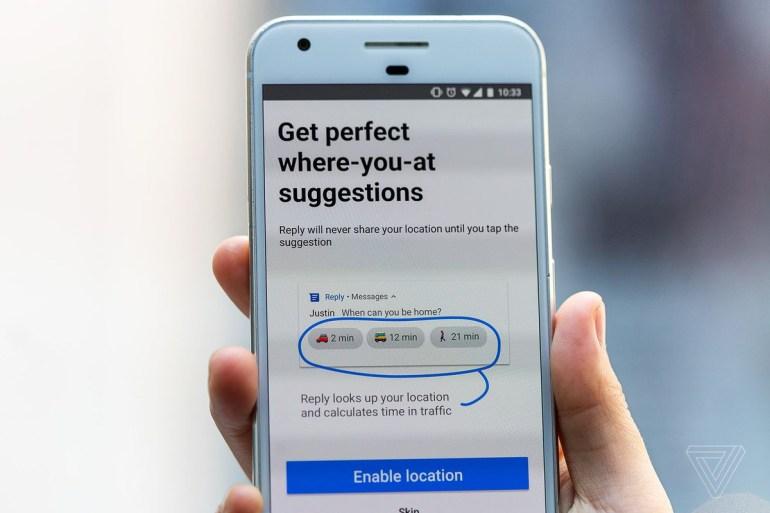 Google продолжает отказываться от своих разработок. На сей раз под нож пошло приложение умных подсказок Reply