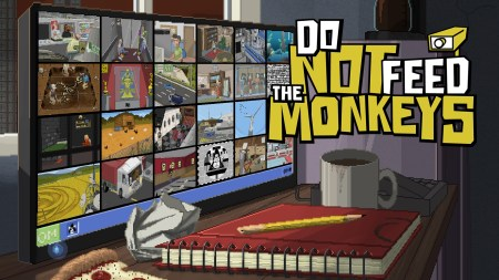 Do Not Feed the Monkeys: прелести пиксельного вуайеризма
