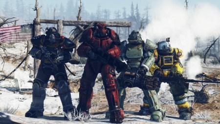 Опубликован почти часовой геймплейный ролик Fallout 76