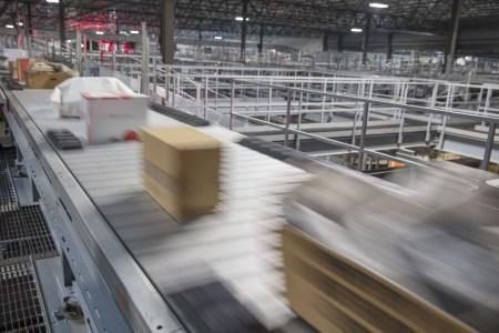 Автоматизированная логистическая система будет экономить UPS до $200 млн в год