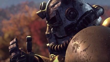 В коробочной версии Fallout 76 вместо DVD — картонный диск с кодом