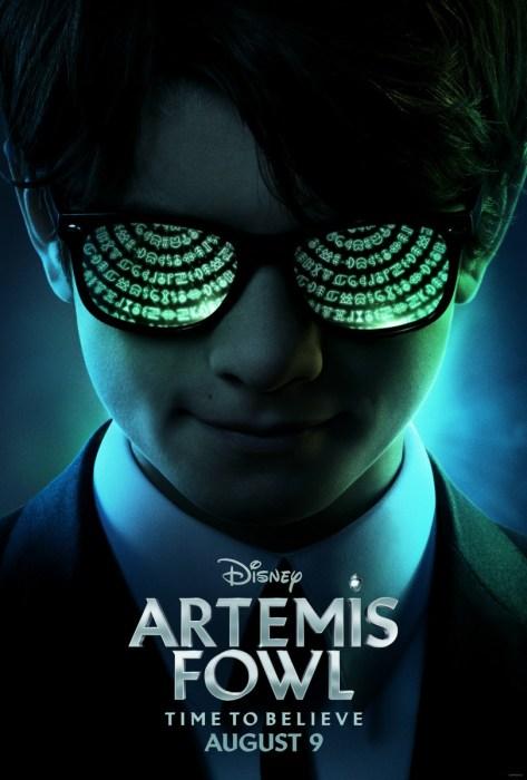 """Disney опубликовал первый тизер экранизации фэнтези-романов Artemis Fowl / """"Артемис Фаул"""" о приключениях 12-летнего мальчика в сказочном подземном мире"""