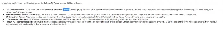 Bethesda решила сэкономить и заменила брезентовую сумку в «коллекционке» Fallout 76 за $200 на нейлоновую. Только никому об этом не сказала