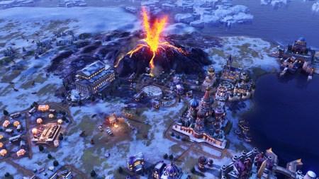 Грядущее дополнение Civilization VI: Gathering Storm принесёт в игру экологические проблемы и улучшенную политику