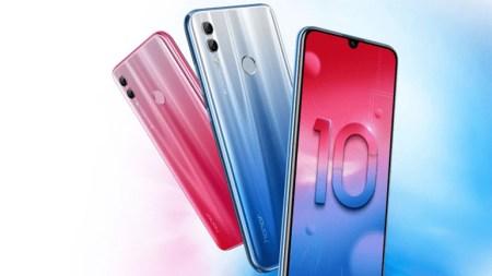 Анонсирован смартфон Honor 10 Lite с 6,21-дюймовым дисплеем, SoC Kirin 710 и ценой от $200