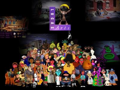 В Steam вышли классические игры LucasArts, которые ранее были доступны только в GOG