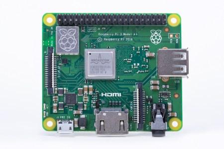 Представлен микрокомпьютер Raspberry Pi 3 Model A+ с модулями Wi-Fi и Bluetooth по цене $25