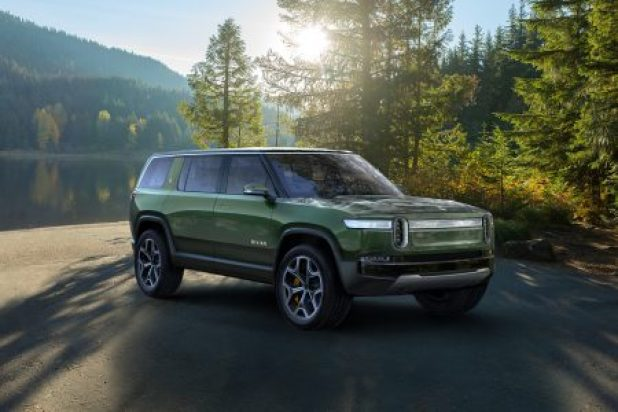 Rivian R1T's creators of electric turntable electric Rivian R1S offered the same features and price with a $ 72,500 price tag.