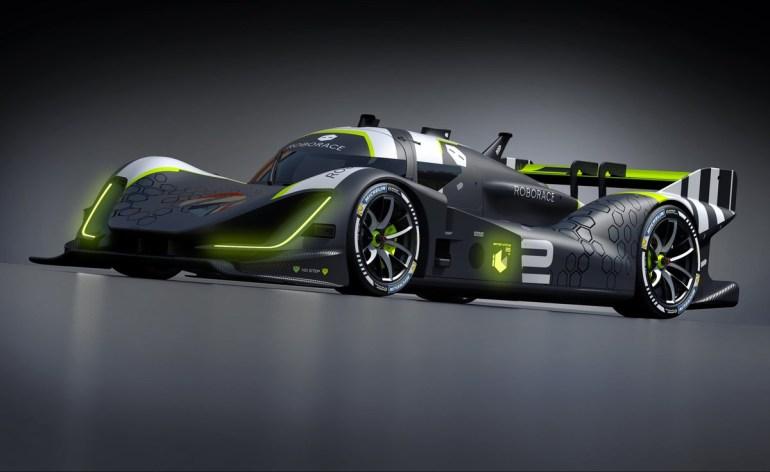 Создатели гоночной серии для беспилотных электромобилей Roborace показали новый болид DevBot 2.0, первый сезон стартует уже весной 2019 года