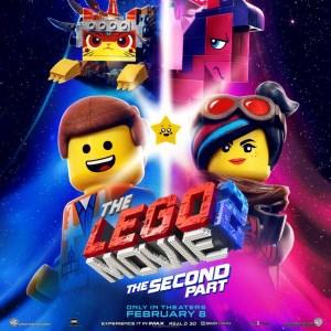 Второй трейлер полнометражного мультфильма The LEGO Movie 2: The Second Part / «Лего. Фильм 2»