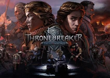 Thronebreaker: The Witcher Tales – не Ведьмаком единым