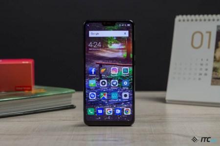 Обзор смартфона Xiaomi Mi 8 Lite