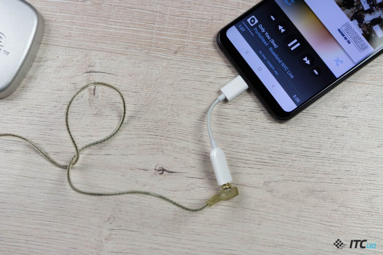 переходник Xiaomi Mi 8 Lite