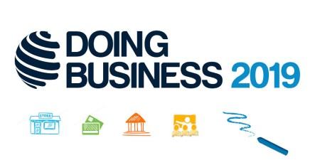 Украина поднялась на пять строчек в рейтинге Doing Business