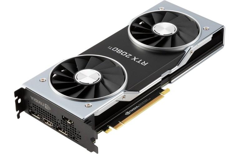 Обзор GeForce RTX 2080 Ti: видеокарта на все деньги