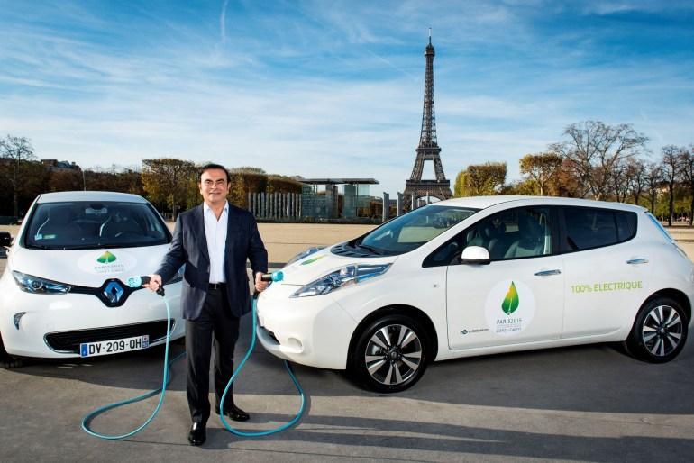 Сегодня должны были представить электромобиль Nissan Leaf E-Plus с батареей на 60 кВтч, но из-за скандала с Карлосом Гоном анонс отложили на неопределенный период