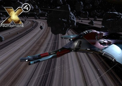 Состоялся релиз космосима X4: Foundations