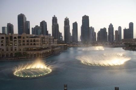 «Дубай — город победившего глобального потепления»