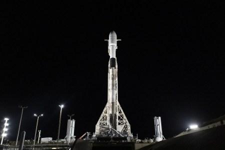 Видеотрансляция: Первый запуск ракеты SpaceX Falcon 9 с уже дважды летавшей первой ступенью [Завершена]