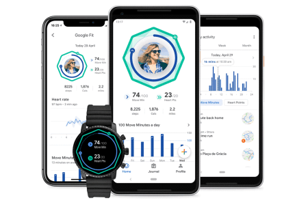 В Google Fit для Android-смартфонов появился виджет, а в версии для Wear OS — дыхательные упражнения для снятия стресса