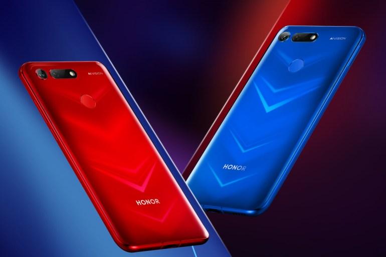 Honor V20 — первый в мире смартфон, созданный с использованием нанолитографии