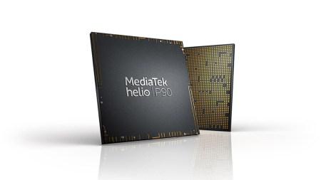 Представлена среднеуровневая SoC MediaTek Helio P90 с высокопроизводительным движком ИИ