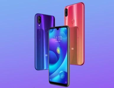 Недорогой смартфон Xiaomi Mi Play будет доступен еще минимум в двух вариантах конфигурации памяти (6/64 ГБ и 6/128 ГБ)