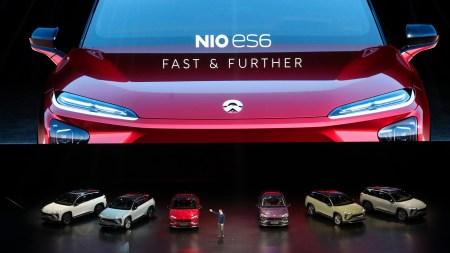 Анонсирован NIO ES6 — серийный электрокроссовер с парой двигателей мощностью до 544 л.с., разгоном до «сотни» за 4,7 с, запасом хода 510 км (NEDC) и ценником от $52 тыс.