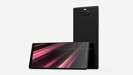 Sony Xperia XA3 Ultra: появились данные о цветах и цене грядущего огромного смартфона японской компании