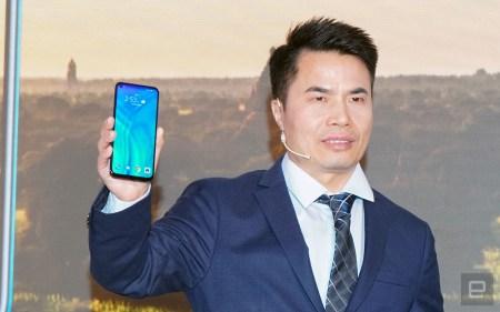 Обновлено: Смартфон Honor View 20 получил экран с круглым отверстием, 48-мегапиксельную камеру и «ускоритель» интернет-соединения Link Turbo