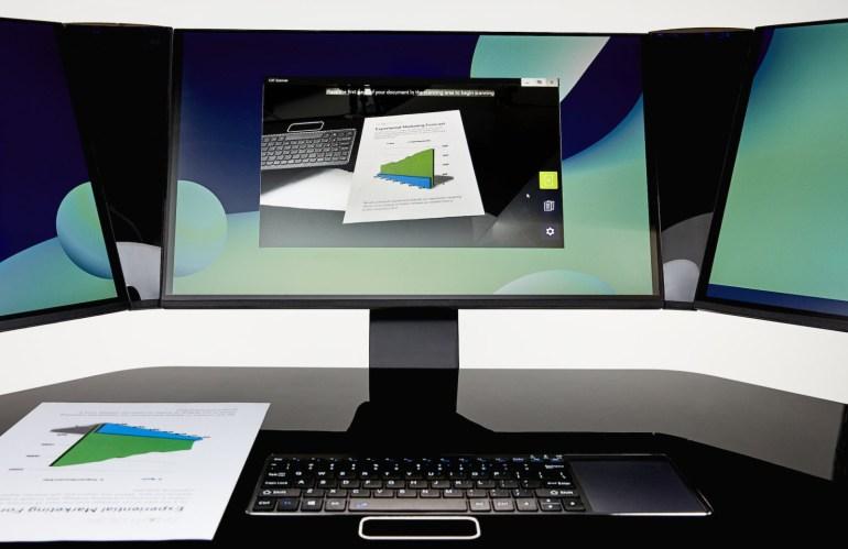 SmartDesk - умный рабочий стол за $4500
