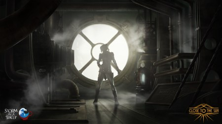 Close To The Sun — стимпанк-хоррор в стиле BioShock