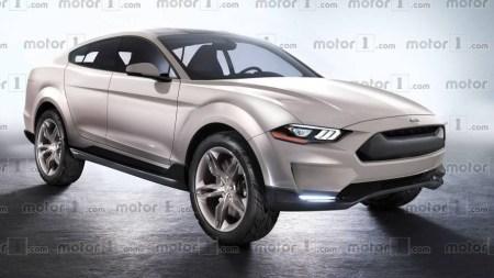 Ford запатентовал название «Mach E» для своего электрокроссовера, известного ранее под именем «Mach 1»