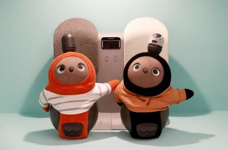 Японские инженеры представили «мимимишного» робота Lovot, предназначенного для эмоциональной поддержки