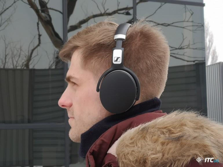 Обзор Sennheiser HD 4.50 BTNC: отличная автономность и активный шумодав