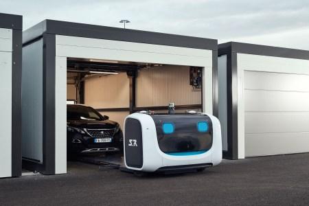 Французская компания Stanley Robotics испытает роботов-парковщиков Stan в аэропорту Гэтвик