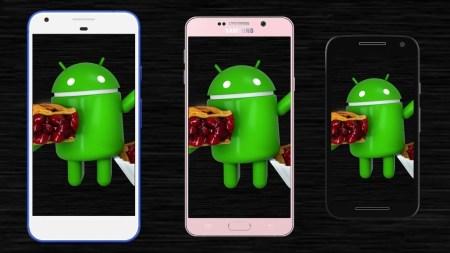 График дня: какие производители быстрее других обновляют свои смартфоны до свежих версий Android