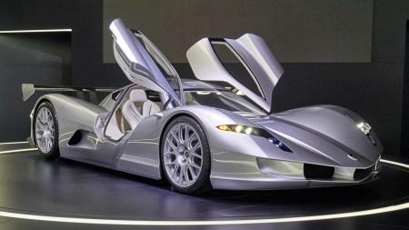 Японский суперкар Aspark Owl нацелился на рекорд Нюрбургринга среди электромобилей, который также в планах у Volkswagen ID. R
