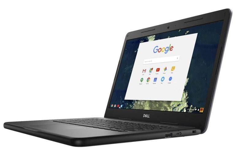 Dell анонсировала прочные ноутбуки Latitude 3300 Education и Chromebook для учебных заведений