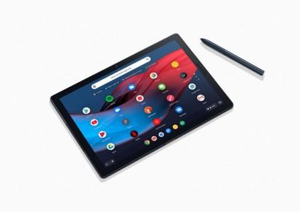 Google обещает ускорить работу интерфейса Chrome OS на планшетах