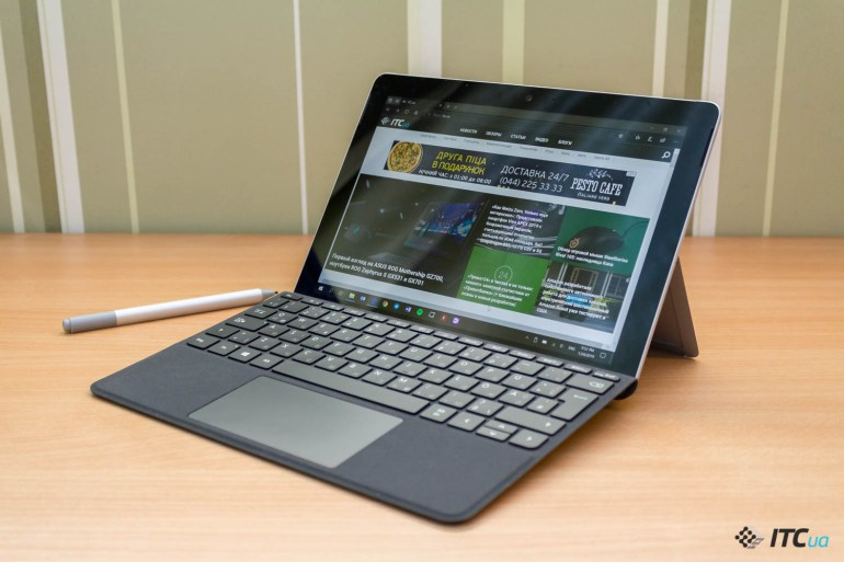 Surface Go — обзор планшета Microsoft