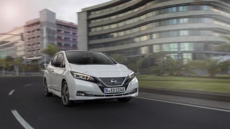 В 2018 году Nissan Leaf стал самым продаваемым электромобилем в Европе с результатом 40 тыс. штук, из которых 12 тыс. продали в Норвегии