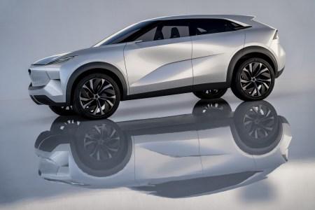 Infiniti представила концепт электрокроссовера QX Inspiration, который является предвестником серийного электромобиля данного класса