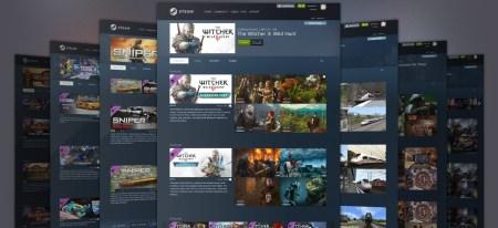 В Steam появились отдельные страницы для дополнительного игрового контента