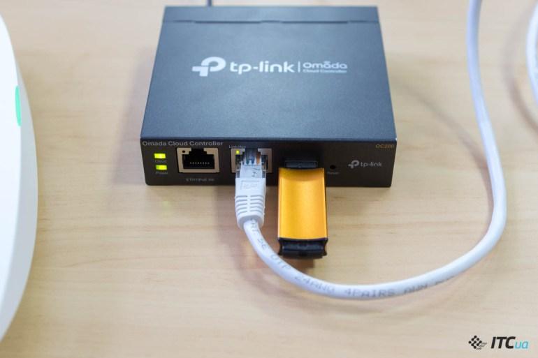 Облачный контроллер сети TP-Link Omada OC200