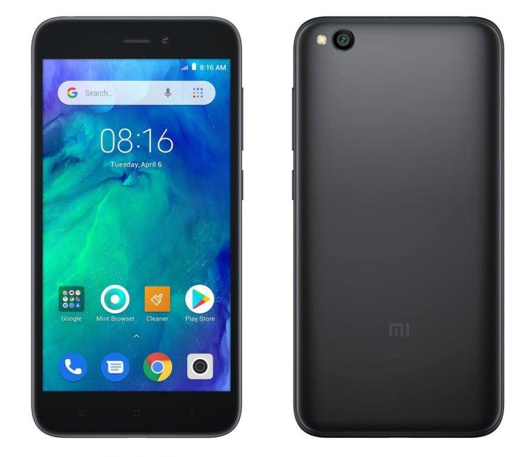 Ультрабюджетный смартфон Xiaomi Redmi Go представлен официально: Snapdragon 425, 1 ГБ ОЗУ, батарея на 3000 мАч и ценник 80 евро